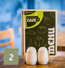 Beechenhurst Cafe Menu