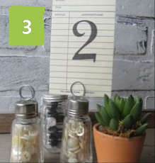 Beechenhurst Cafe Table Number