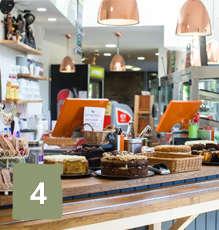 Beechenhurst Cafe Tills