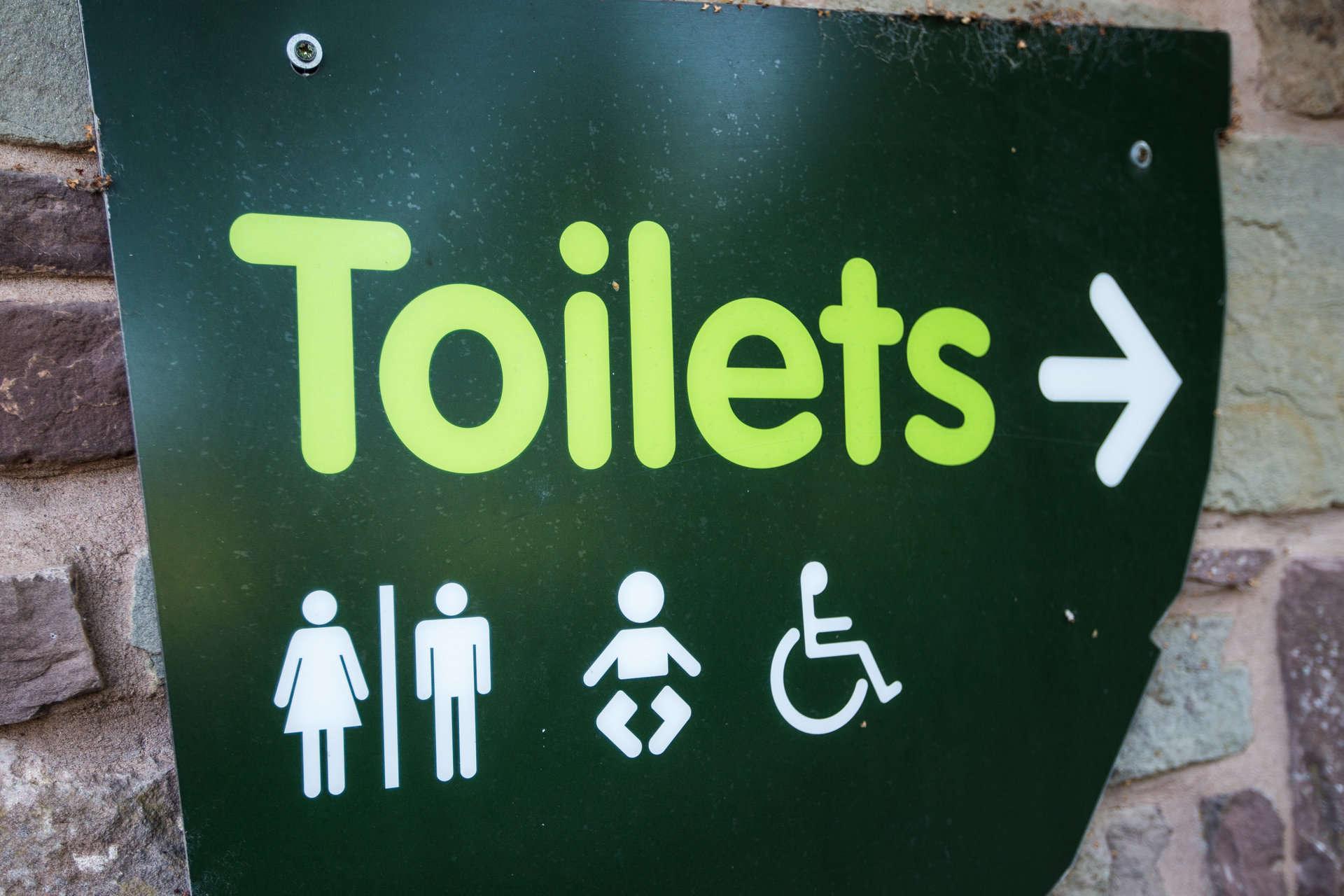 Beechenhurst Cafe Toilets