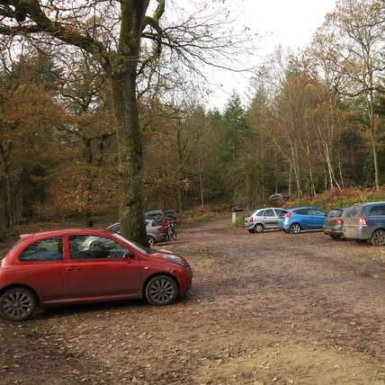 Beechenhurst Cafe Car Park